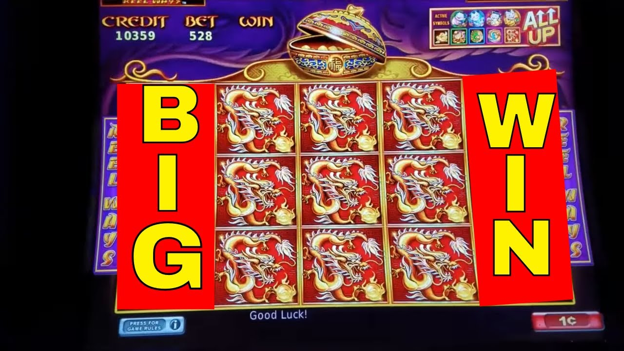 Big Win Slot Machine 2021