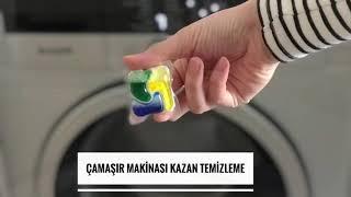 Çamaşır Makinası Kazan Temizleme // Nasıl Yapılır // Gerekli mi