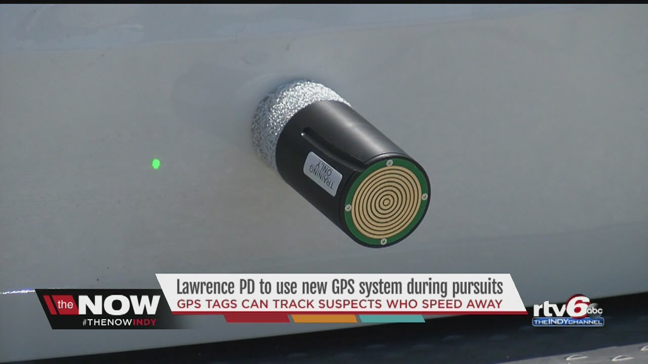 Lawrence police get new squad-car technology to make pursuits safer for all