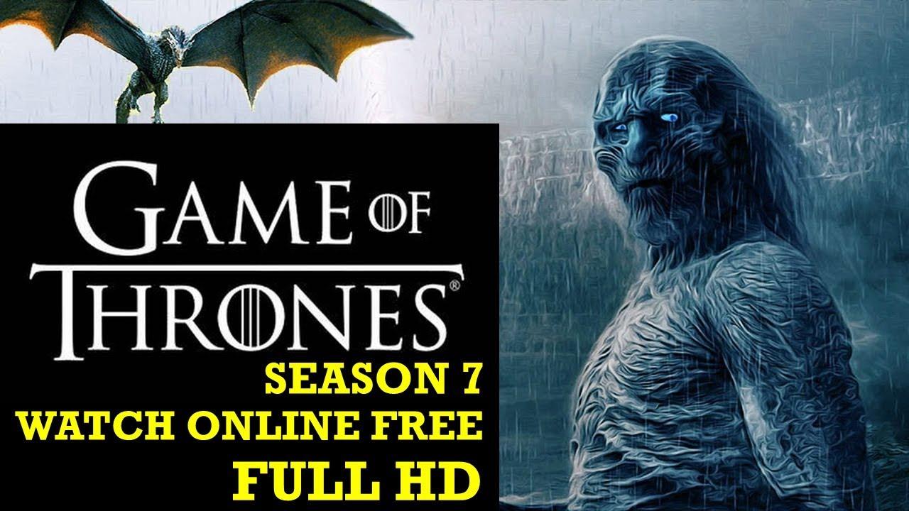 Game Of Thrones Season 7 Watch Online
