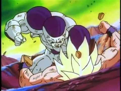 Goku vs Frieza   Bring Me to Life