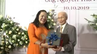 Video  Anh SN Ông Nguyen Thu Hai NAG chup 12 10 19