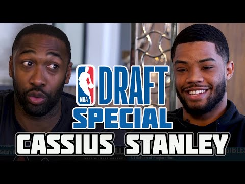 Gilbert Arenas Sits Down with 2020 NBA Draft Prospect Cassius Stanley | No Chill with Gilbert Arenas