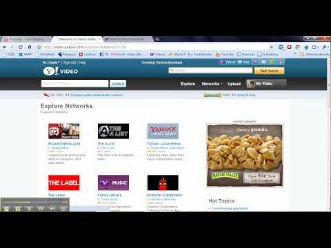 Yahoo Video Introduction