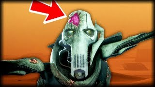 GENERAL GRIEVOUS *SCARY* ABILITY - Star Wars Battlefront 2 Geonosis Gameplay