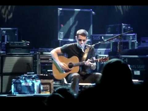John Mayer @ Nokia Theatre 12/6/08 Comfortable