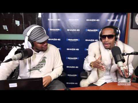 Safaree on Being the Happiest He's Ever Been, Music & Explains Hairline in Detail