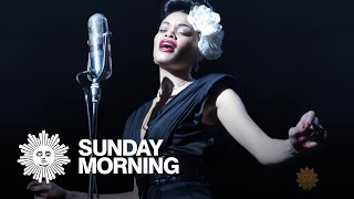 Revealing the unknown <b>Billie Holiday</b>