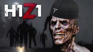 NA ŁAZARSKIM REJONIE | H1Z1 PL - Gameplay PL