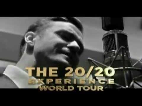 Justin Timberlake at Chesapeake Energy Arena