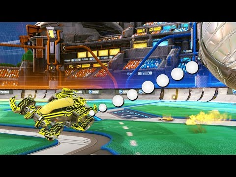 HOW TO MAKE THE NEW ROCKET LEAGUE TRAINER FUN