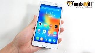 elephone P8 Pro Hands On - Samsung Galaxy Note 4 Replica