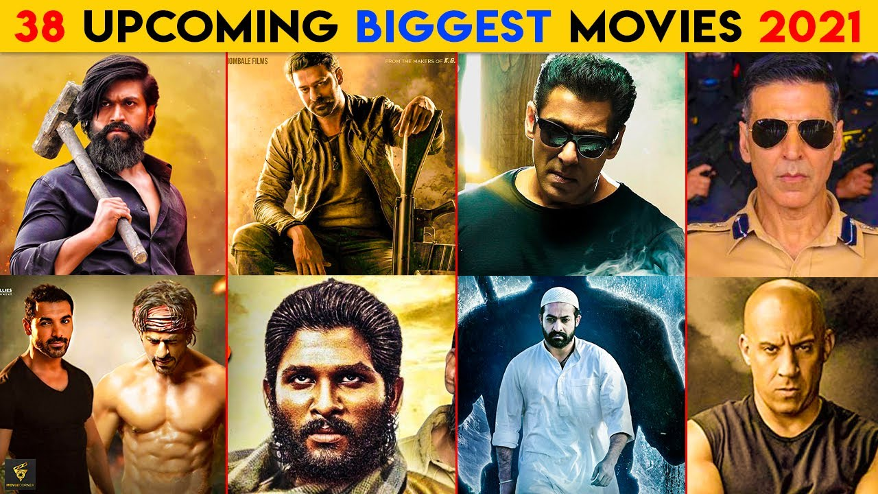38 Upcoming Bollywood Movies of 2021 | Upcoming Bollywood Movies 2021 Trailers,Box Office Collection