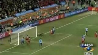 Uruguay 1 (4) Ghana 1 (2) Copa Mundial de la FIFA Sudáfrica 2010