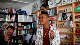 The Internet NPR Music Tiny Desk Concert