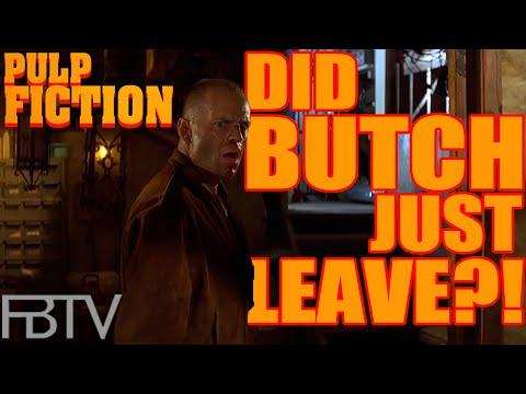 Pulp Fiction rape scene (ALTERNATE ENDING) | FrostBite Edits