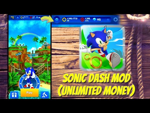 Download Sonic Dash (MOD, Unlimited Money) Free On Android