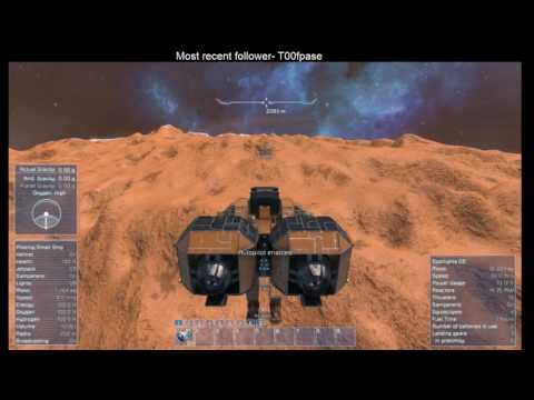 Space Engineers: Mars Scout