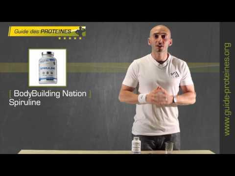 Test et Avis : Spiruline - BodyBuilding Nation