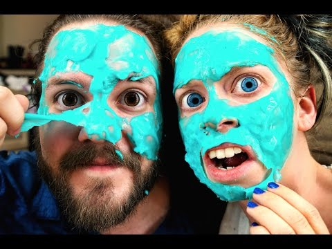 Thumbnail: TOOTHPASTE PEELING MASK? - FIRST IMPRESSION FRIDAY ft. DOGMAN!