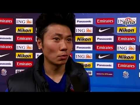 舜天队长陆博飞赛后采访 Captain post-match interview Jiangsu Sainty F.C. 2:0 Buriram United