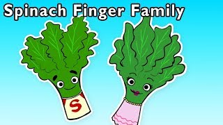 🔴 LIVE: Spinach Finger Family and More | Mother Goose Club Finger Family Videos thumbnail