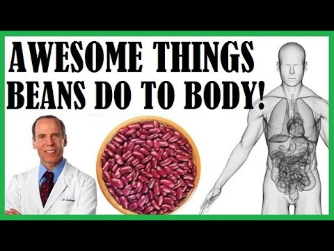 The Amazing Effect Beans Have On The Body! Dr Joel Fuhrman