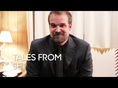 Tales from Set: David Harbour