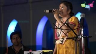 Download Vaikom Vijayalakshmi sings Ande londe | Rakendu Music Show 2017 MP3 song and Music Video