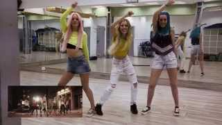 Sweet California - WonderWoman (Dance Tutorial)