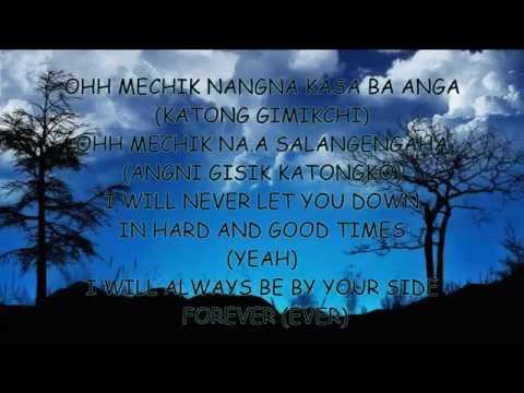 LuckCheng Always Gonna Love   LuckCheng x Hasty J lyrics video Garo Rap Song