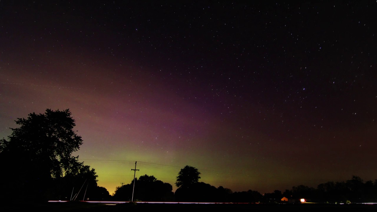 Northern Lights May 2017