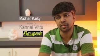 Madhan Karky Breaks on Kannai Vittu | Iru Mugan | Harris Jayaraj | Vikram Nayanthara
