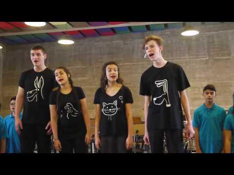 Saltimbancos- Coral Infanto-Juvenil da Escola Municipal de Música de São Paulo