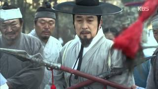 "[HIT] 징비록 - 김상중, 정태우 분노 막았다 ""경거망동 하지 말아라"". 20150215"