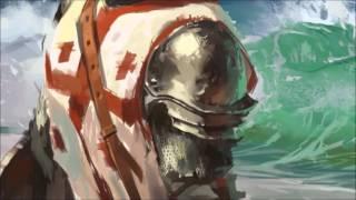 Digital painting - Crusader