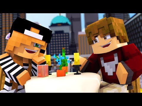 JAY & BETH GO ON A DATE! - Parkside University [EP.36] Minecraft Roleplay