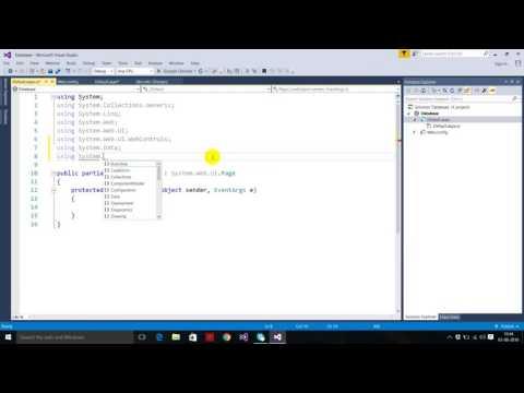 DataList Control In ASP NET Part 35