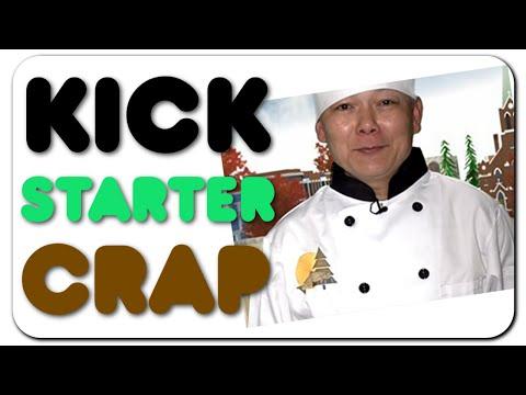 Kickstarter Crap - Best Caesar Salad Dressing & Richard's