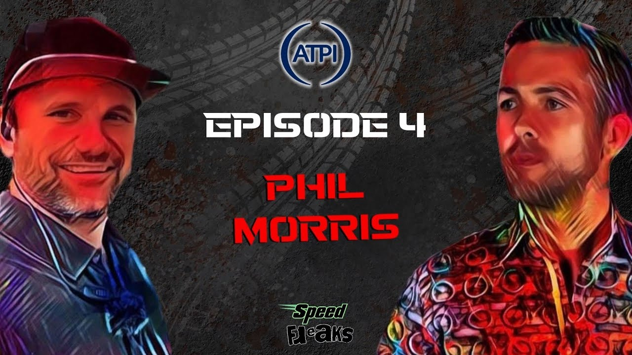 Speed Freaks Chat Show : Phil Morris : Episode 4