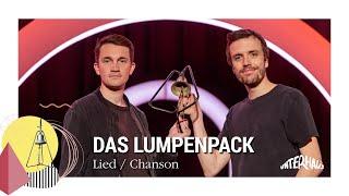 Deutscher Kleinkunstpreis 2021 – Das Lumpenpack – Kategorie: Lied/Chanson
