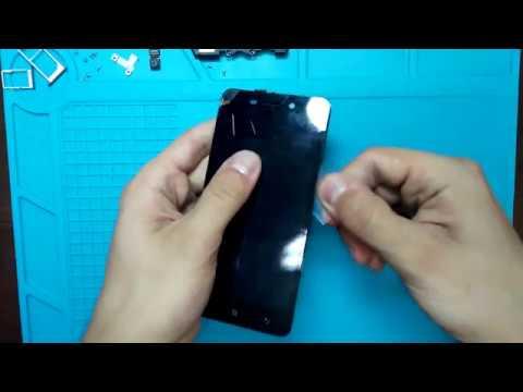 Lenovo S60-A Замена дисплейного модуля
