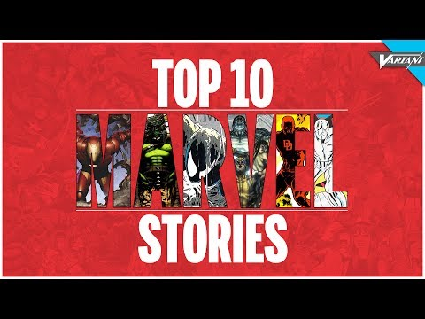 Top 10 Marvel Comics Stories!