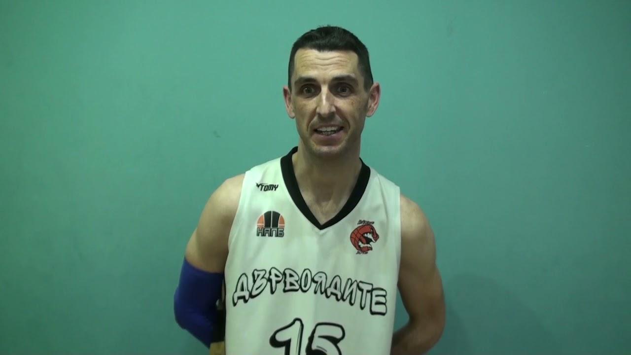 Опознай отборите в НАЛБ: Дървоядите, Димитър Колев