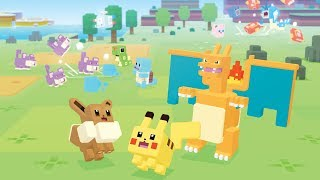Nuove avventure ti aspettano in Pokémon Quest!