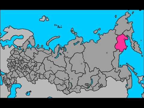Magadan - Russia