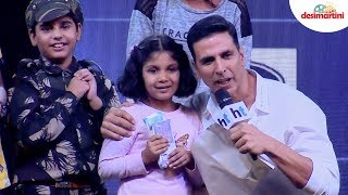 HT GIFA: Will Akshay Kumar win this quiz against the kids?