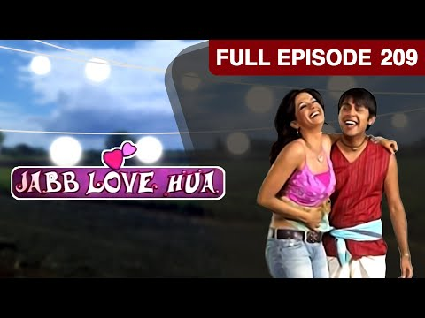 Jab Love Hua - Episode 209