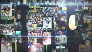 Aaron Rodgers Fox NFL sunday Interview with Erin Andrews 9-9-12