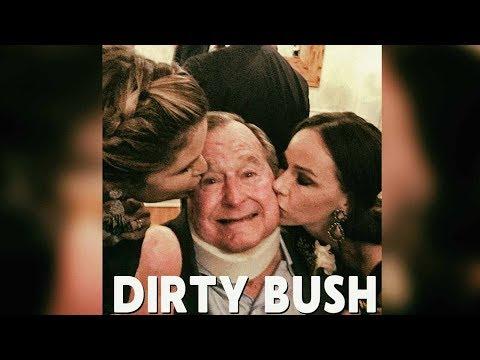 DIRTY OLD MAN: Bush41 Sex & Drugs Far Worse Than A$$ Grabbing